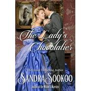 The Lady's Chocolatier - eBook
