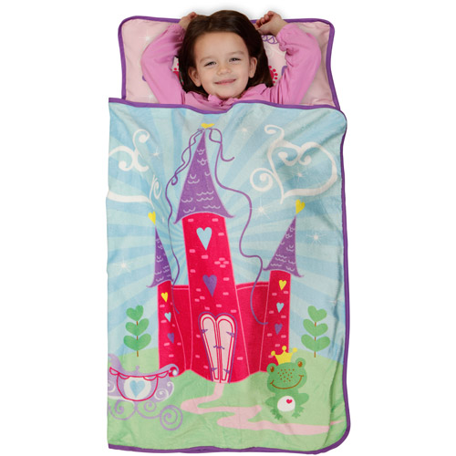 Baby Boom Little Princess Toddler Nap Mat by Baby Boom