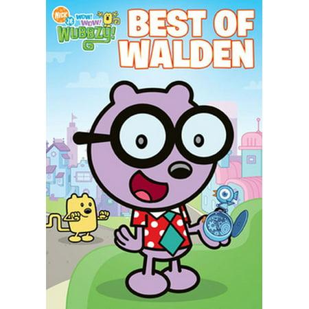 Wow Wow Wubbzy: Best of Walden (DVD)