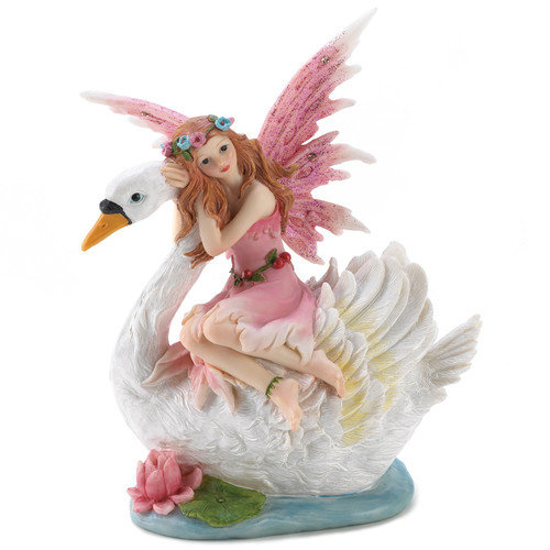 Zingz & Thingz Fairytale Fairy Coin Bank Statue