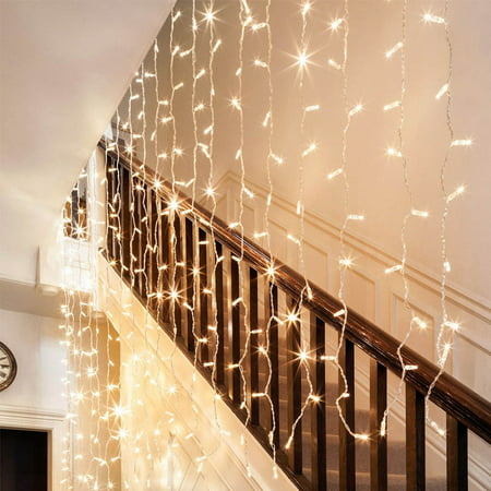 Torchstar Extendable Led Christmas String Lights For Bedroom