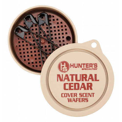 Hunter's Specialties Primetime Natural Cedar Scent Wafers