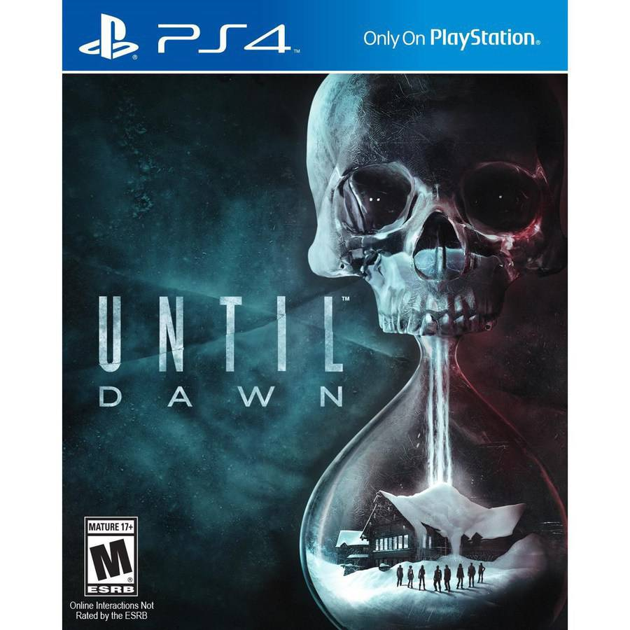 Until Dawn (PS4) - Pre-Owned
