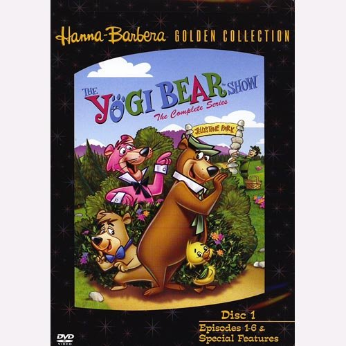 The Yogi Bear Show: Disc One (Full Frame)