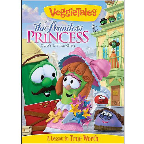 VeggieTales: The Penniless Princess - God's Little Girl (Widescreen)