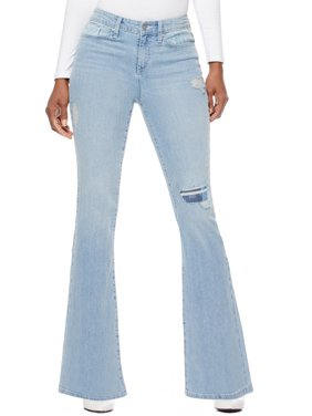 Scoop High Rise Flare Jeans Women's