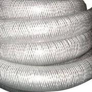 SAMAR COMPANY INC 1/4-Inch I.D. x 0.438-Inch O.D. x 100-Ft. Clear Braided Reinforced PVC Hose