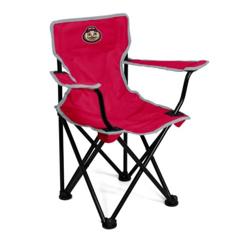 Logo Chair NCAA Ohio State Toddler Chair