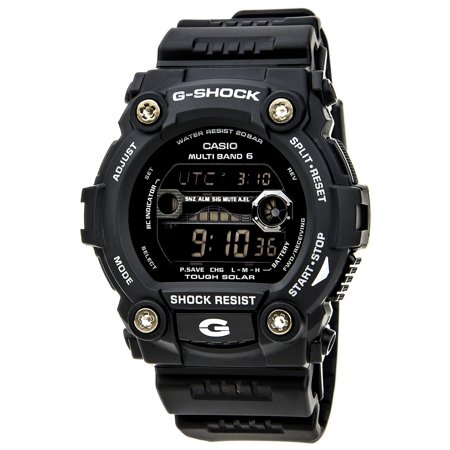 - Men's Watch GW7900B-1 G-Shock Solar Atomic G-Rescue Series