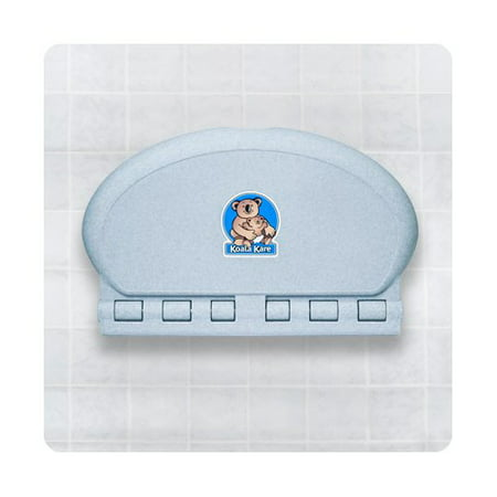 Koala kare products oval baby changing station wall mount - Koala components ...
