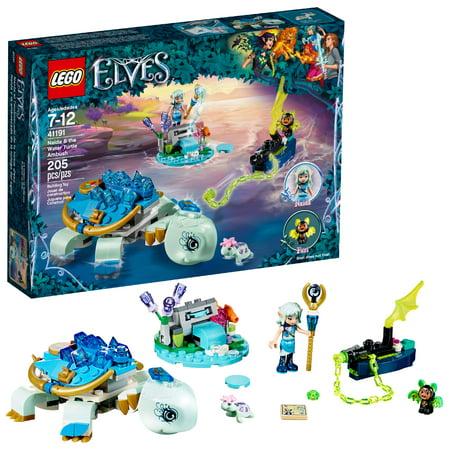- LEGO Elves Naida & the Water Turtle Ambush 41191