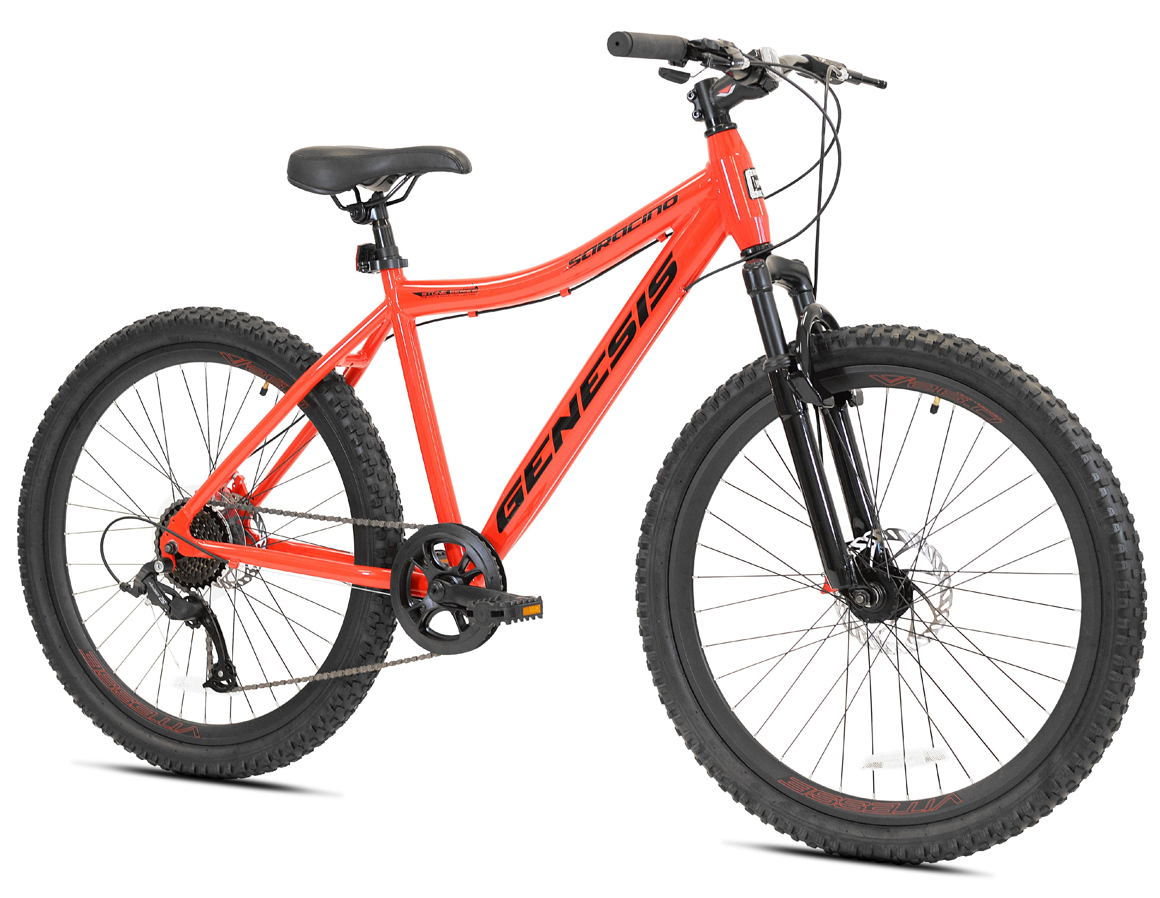 Genesis 26″ Saracino Men's Mountain Bike