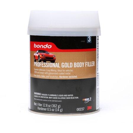 (Bondo Professional Gold Filler, 12.80 oz.)