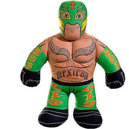 WWE Brawlin' Buddies Talking Plush, Rey Mysterio
