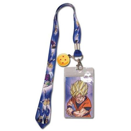 Great Eastern Entertainment Dragon Ball Z Group Lanyard ()