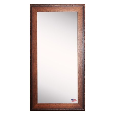 Rayne Mirrors Timber Estate Floor Mirror   30 5W X 65 5H In