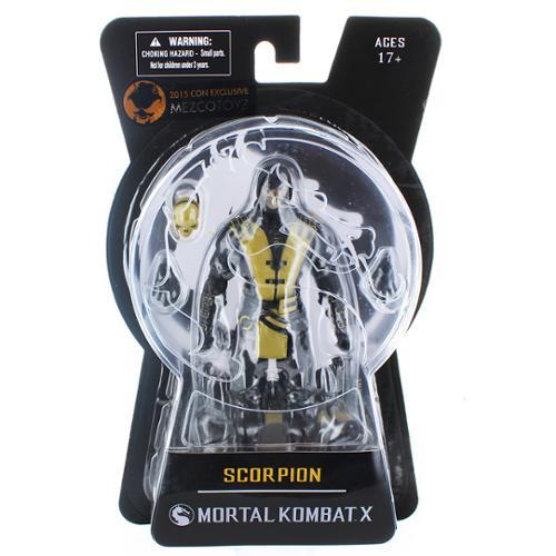 "Mortal Kombat X 6"" Action Figure: Scorpion (2015 NYCC Exclusive)"