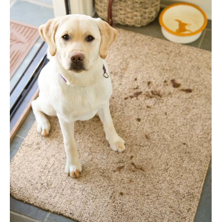 Large Microfiber Mud Rug Doormat with Non-Skid Backing