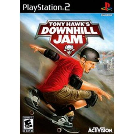 Tony Hawk Downhill Jam - PS2 Playstation 2