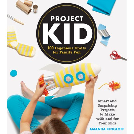 Project Kid : 100 Ingenious Crafts for Family Fun - Winter Crafts For Kids