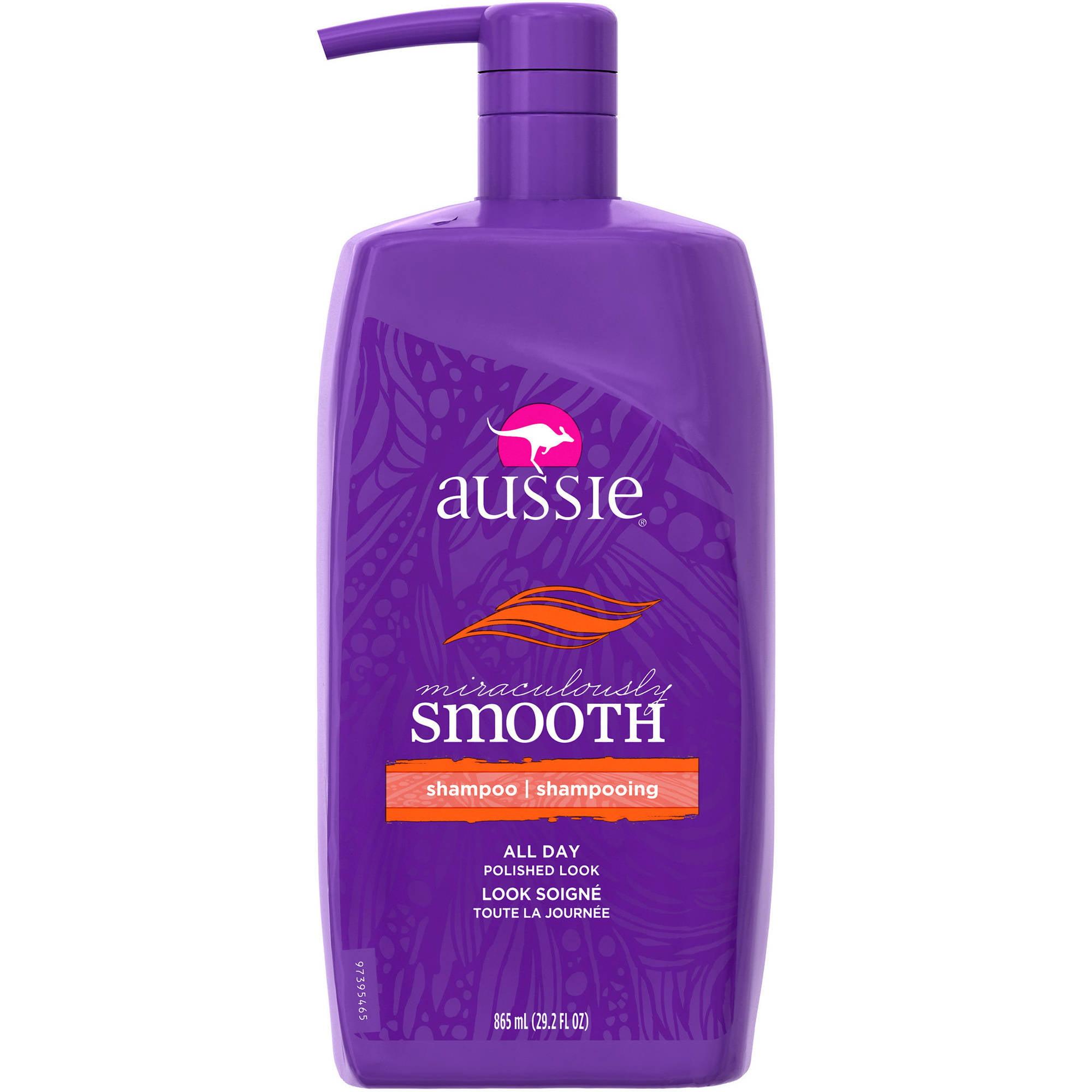 Aussie Miraculously Smooth Shampoo 29.2 Fl Oz