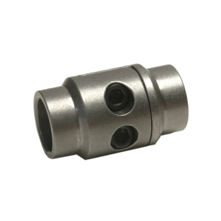 Weld In Roll Cage Tube Clamp Tube Connector Bung for 1.5 Inch OD Tube With .120 Inch Wall Thickness - Pack Of Four