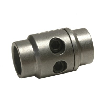 Weld In Roll Cage Tube Clamp Tube Connector Bung for 1.5 Inch OD Tube With .095 Inch Wall Thickness - Pack Of
