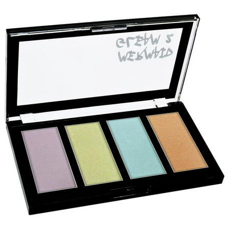 KLEANCOLOR Prismatic Highlighter Palette - Mermaid Gleam 2 (3 Paquets) - image 1 de 1