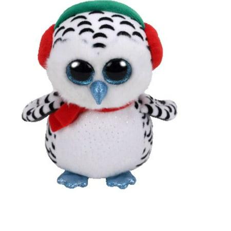 NESTER OWL BEANIE BOO XMAS 2018 (Christmas Beanie Boos)