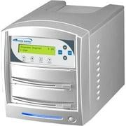 SHARKNET DVD CD USB TOWER 1:1 DISC NETWORK DUPLICATOR HDD