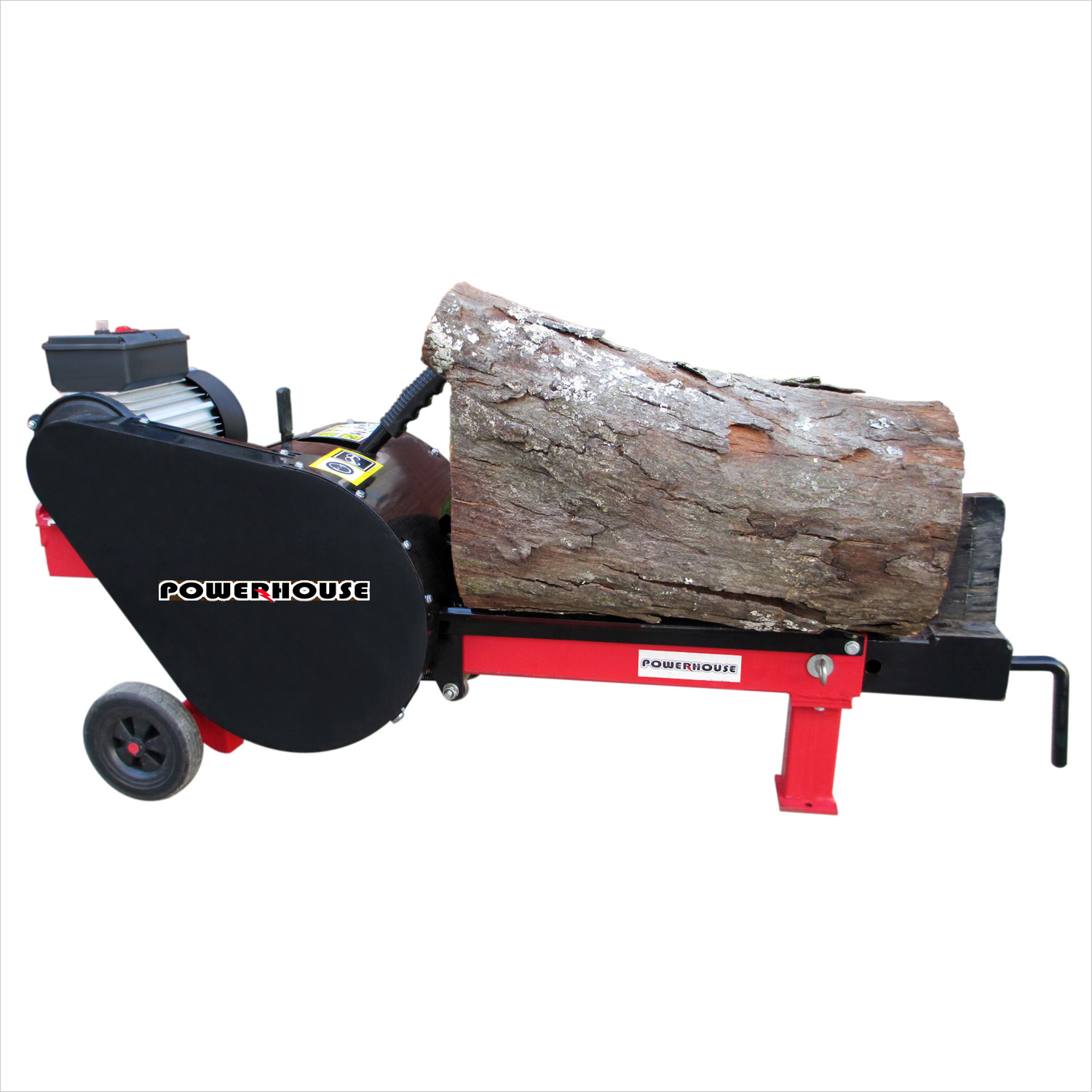 XM-680 Powerhouse 12-Ton Kinetic Log Splitter by Powerhouse