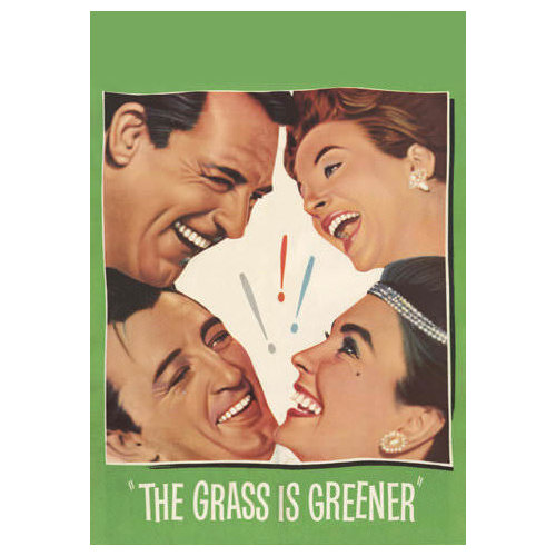 The Grass Is Greener (1961)