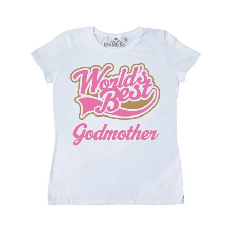 Godmother (Worlds Best) Women's T-Shirt (World Best Army Name)