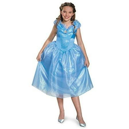 Disguise 87076 1416 Cinderella Movie Costume Tween - Movies For Tweens