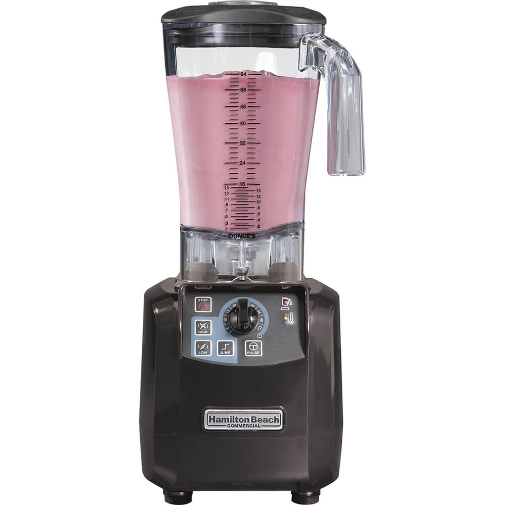 Hamilton Beach Stackable 64 Oz. Tempest High Performance Blender W/ Jar Pad, HBH650
