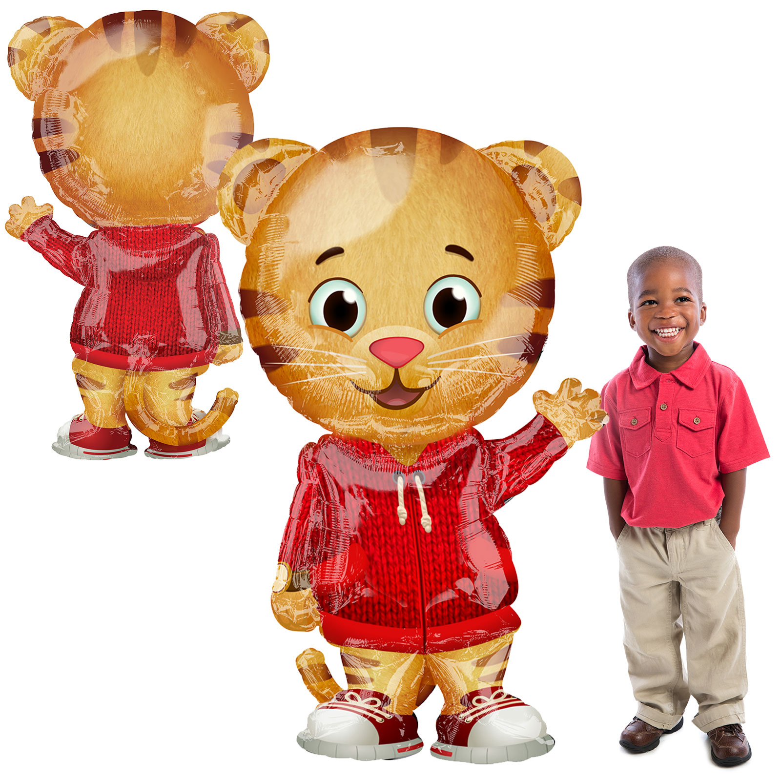 "48"" DANIEL TIGER AIRWALKER"