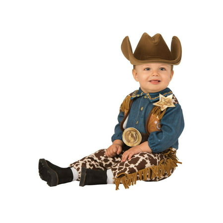 Cowboy Halloween Costume Patterns (Halloween Little Cowboy Infant/Toddler)