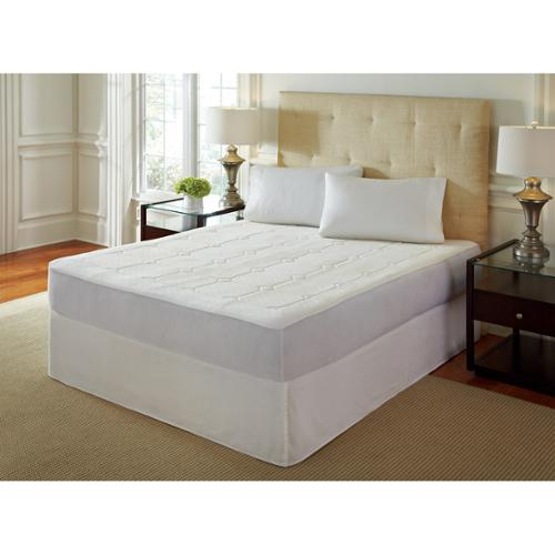Rio Home Fashions PureRest 0 5 inch Quilted Queen King Cal