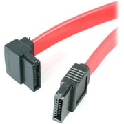 12IN LEFT ANGLE SATA CABLE