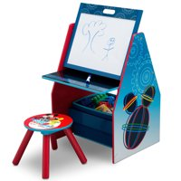 Deals on Disney Mickey Mouse Easel and Play Station by Delta Children