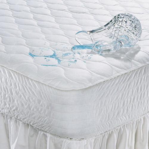 Simmons Beautyrest Polyester Waterproof Mattress Pad
