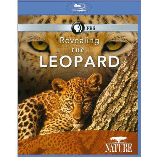 Nature: Revealing The Leopard (Blu-ray)