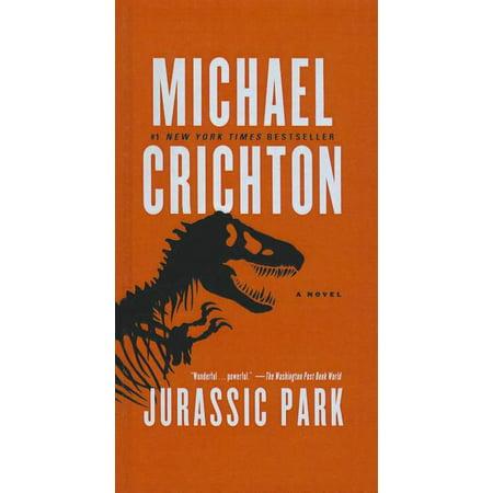 Jurassic Park (Hardcover)
