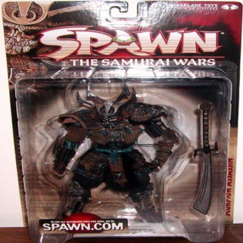 Spawn Scorpion Assassin the Samuria Wars Series 19 by
