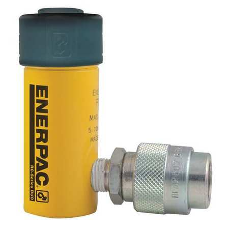 ENERPAC RC-51 Cylinder, 5 tons, 1in. Stroke L