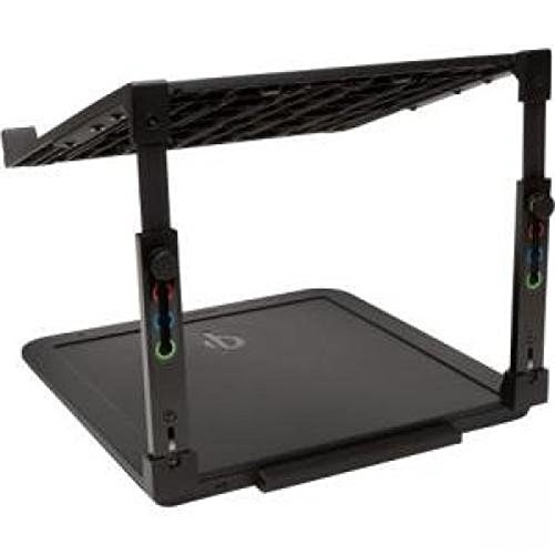 Kensington K52784WW SmartFit Laptop Riser with Wireless Phone Charging Pad