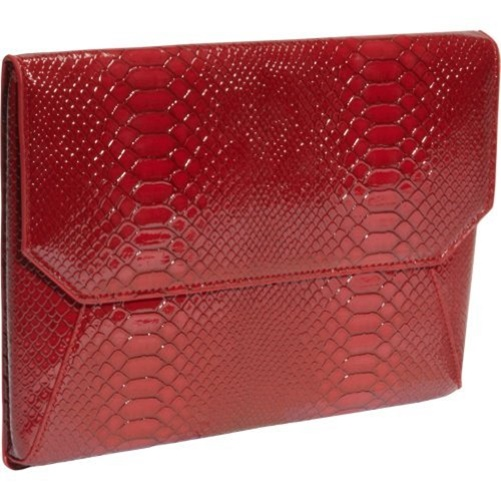 "Fabrique Francine Collection Lexington Case (Sleeve) for 9.7"" Tablet - Red"