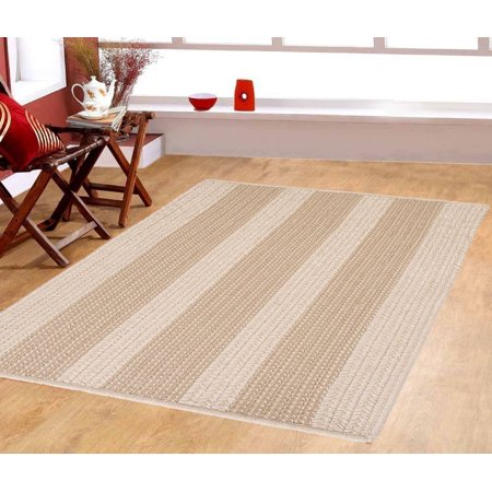 Furnishmyplace Natural Natural 100 Polypropylene Braided 8x11