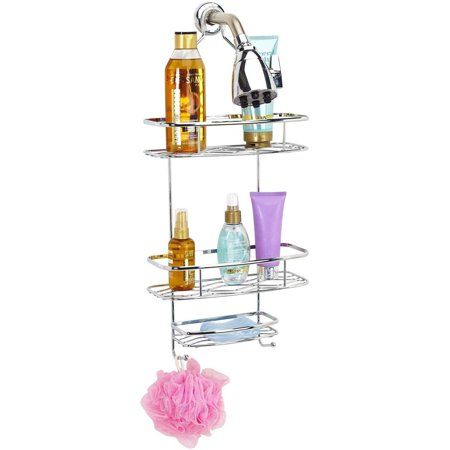 Bath Bliss Shower Caddy, Wave Design - Walmart.com