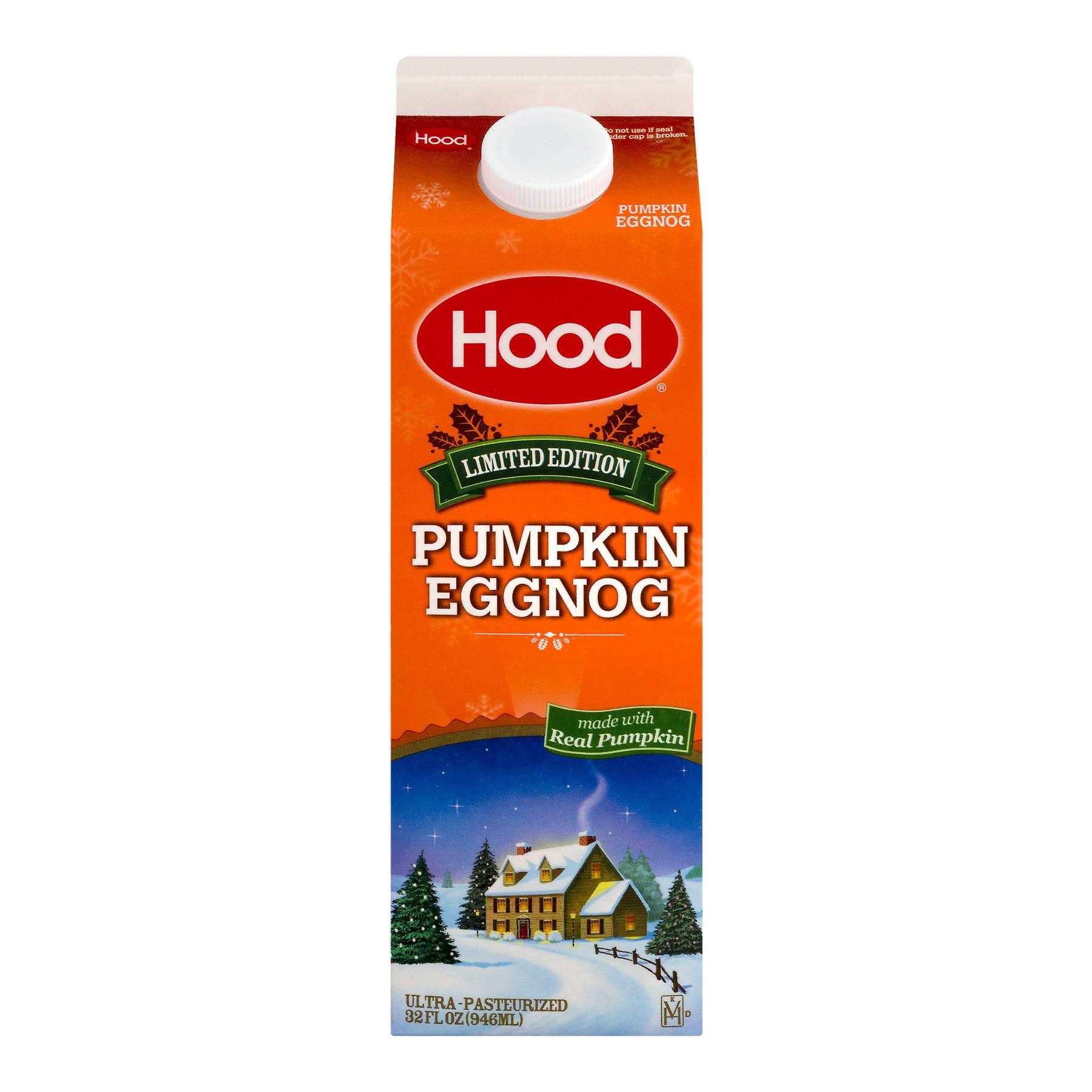 Hood® Limited Edition Pumpkin Eggnog 32 fl. oz. Carton